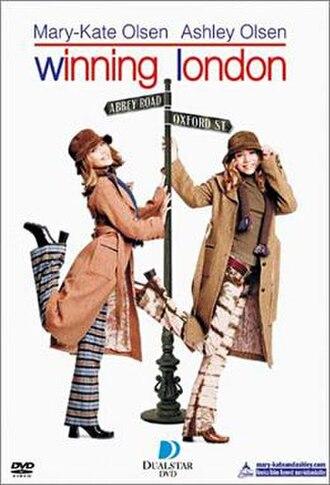 Winning London - DVD cover
