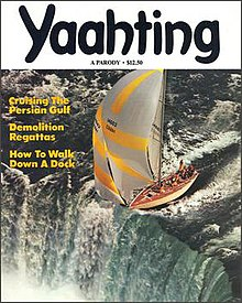 Yaahting cover from 1984