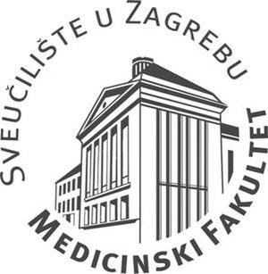 School of Medicine, University of Zagreb - Image: Zagreb School of Medicine logo