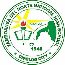 Zamboanga del Norte National High School - Wikipedia, the free ...