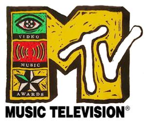 1991 MTV Video Music Awards - Image: 1991 MTV VMA Logo