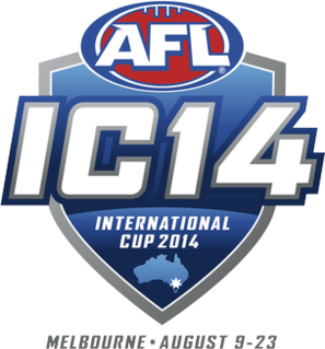 2014 Australian Football International Cup