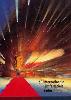 50th Berlin International Film Festival - Festival poster