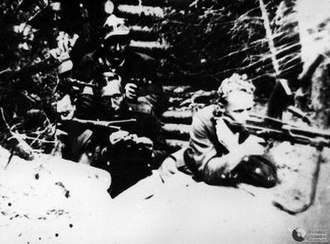 Operation Tempest - Polish Home Army's 7th Infantry Division, from the Radom–Kielce area, during Operation Tempest