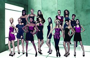America's Next Top Model (cycle 15) - Cycle 15 cast