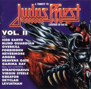 A Tribute to Judas Priest: Legends of Metal - Image: A Tribute to Judas Priest Legends of Metal 2
