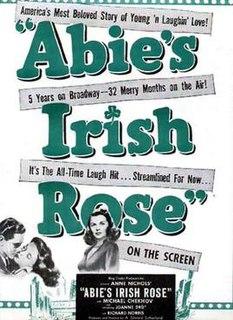 <i>Abies Irish Rose</i> literary work