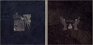 Alcest / Les Discrets - Image: Alcest Les Discrets Split EP
