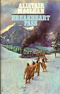 <i>Breakheart Pass</i> (novel)