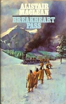 Breakheart Pass Novel Wikipedia