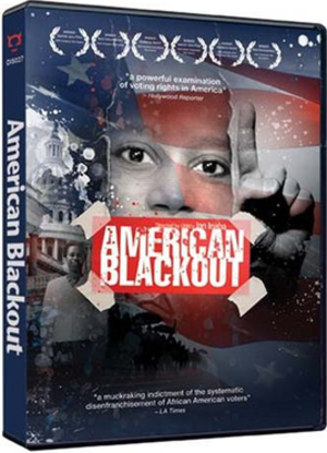 American Blackout - Image: American Blackout Video Cover
