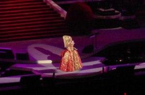 2000s in Hong Kong - Anita Mui in her final concert