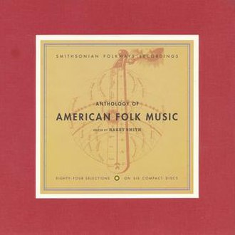 Anthology of American Folk Music - Image: Anth Amer Folk Music