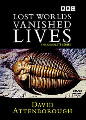 Lost Worlds, Vanished Lives - 2004 DVD box cover by 2 Entertain