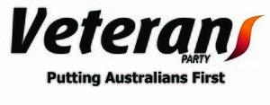 Australian Defence Veterans Party - Image: Australian Defence Veterans Party logo