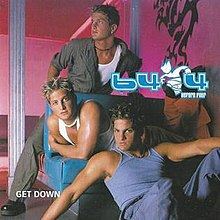 220px B44_Get_Down_single_cover get down (b4 4 song) wikipedia