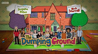 <i>The Dumping Ground</i> British childrens television drama series