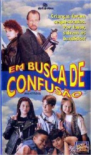 Bad Attitudes - Brazilian Film Poster