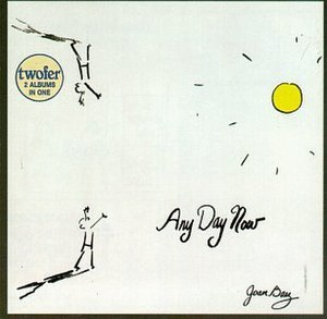 Any Day Now (Joan Baez album) - Image: Baezanydaynow