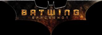Batwing Spaceshot - Image: Batwing Spaceshot logo