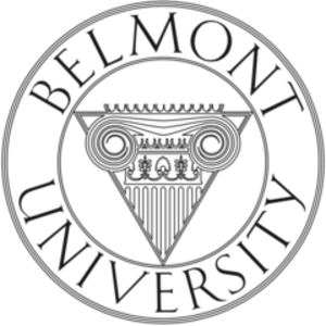 Belmont University - Image: Belmont University seal