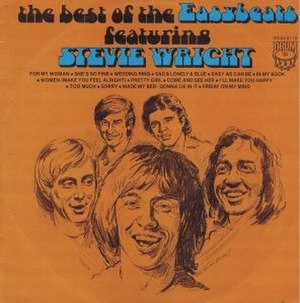 The Best of The Easybeats + Pretty Girl - Image: Best of Easybeats 1975 cover