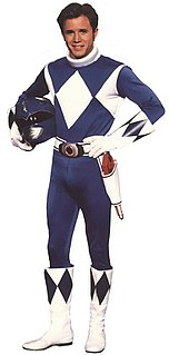 Billy Cranston Fictional character in Power Rangers