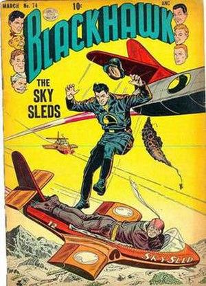 Dick Dillin - Image: Blackhawk 74