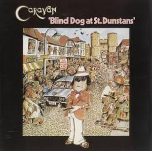 Blind Dog at St. Dunstans - Image: Blinddogatstdunstans