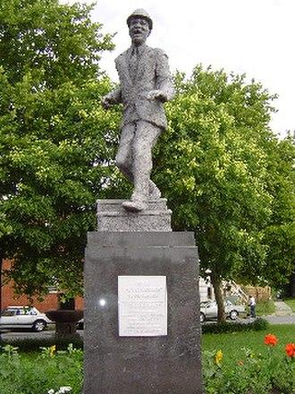 Bill Robinson - Jack Witt's statue of Robinson in Richmond, Virginia