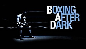 Boxing After Dark - Image: Boxing After Dark logo