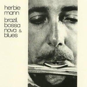 Brazil, Bossa Nova & Blues - Image: Brazil, Bossa Nova & Blues