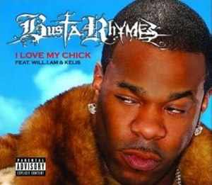 I Love My Bitch - Image: Busta Rhymes I Love My Chick