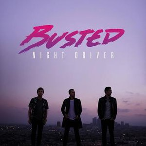 Night Driver (album) - Image: Busted Night Driver (Album Artwork)