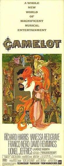 Camelot (film) poster.jpg