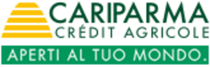 Crédit Agricole Italia - Old logo of Cariparma