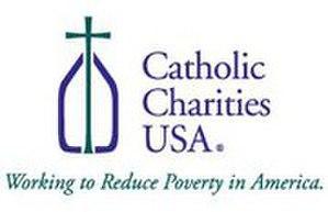 Catholic Charities USA - Image: Catholic Charities Logo