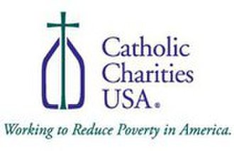 Catholic Charities USA - Image: Catholic Charities Logo