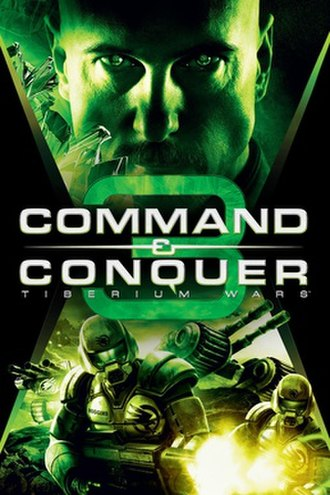 Command & Conquer 3: Tiberium Wars - Image: Cc 3tw win cover