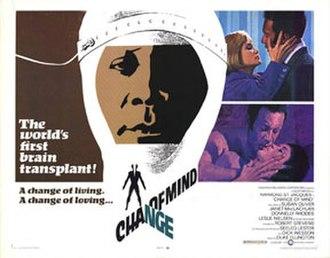 Change of Mind - Film Poster