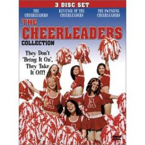 The Cheerleaders - DVD cover