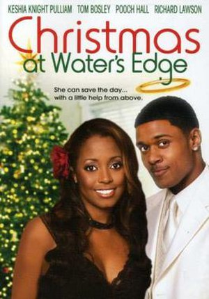 Christmas at Water's Edge - Theatrical release poster