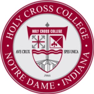 Holy Cross College (Indiana) - Seal of Holy Cross College