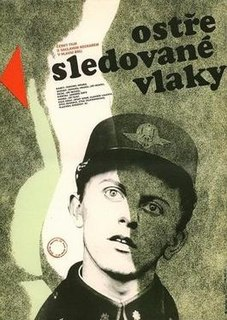 <i>Closely Watched Trains</i> 1966 Czechoslovak film directed by Jiří Menzel
