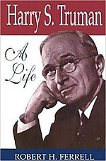 Cover art of Harry S Truman, A Life.jpg
