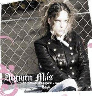Alguien Más - Image: Cover of Alguien Mas Single