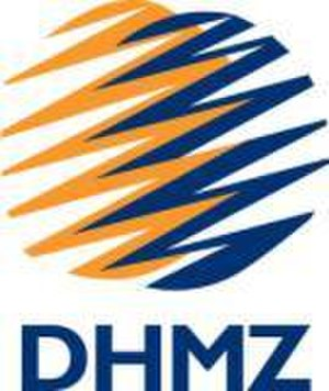 Croatian Meteorological and Hydrological Service - Image: DHMZ logo