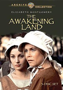 DVD cover of the movie The Awakening Land.jpg
