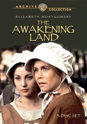 The Awakening Land - Image: DVD cover of the movie The Awakening Land