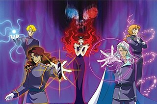 Dark Kingdom Group of fictional antagonists in the Sailor Moon franchise